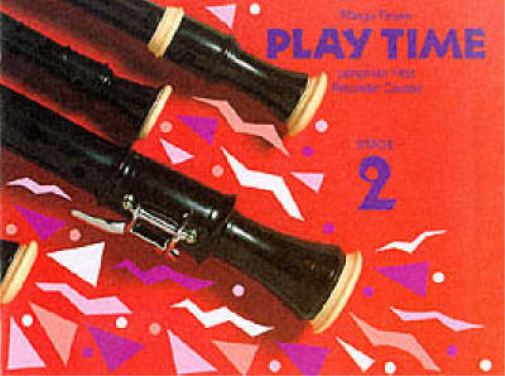 Play Time Recorder Course Stage 2: An Introduction to the Descant Recorder (Faga