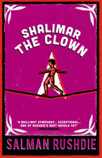 Shalimar-The-Clown-Salman-Rushdie-Used-Good-Book